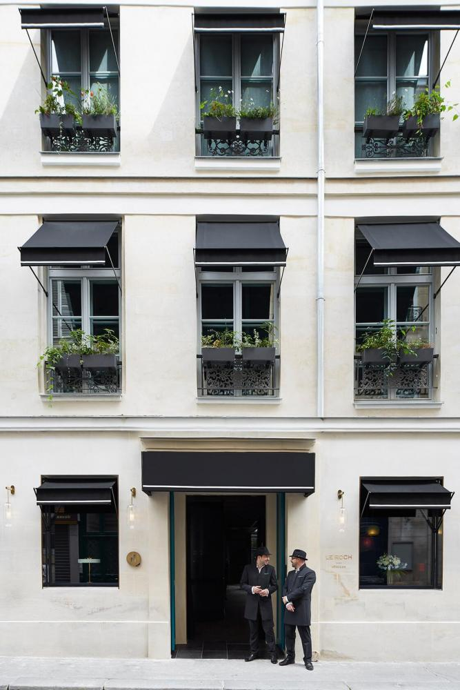 Le Roch Hotel & Spa Paris - Front of the Hotel - Gallery