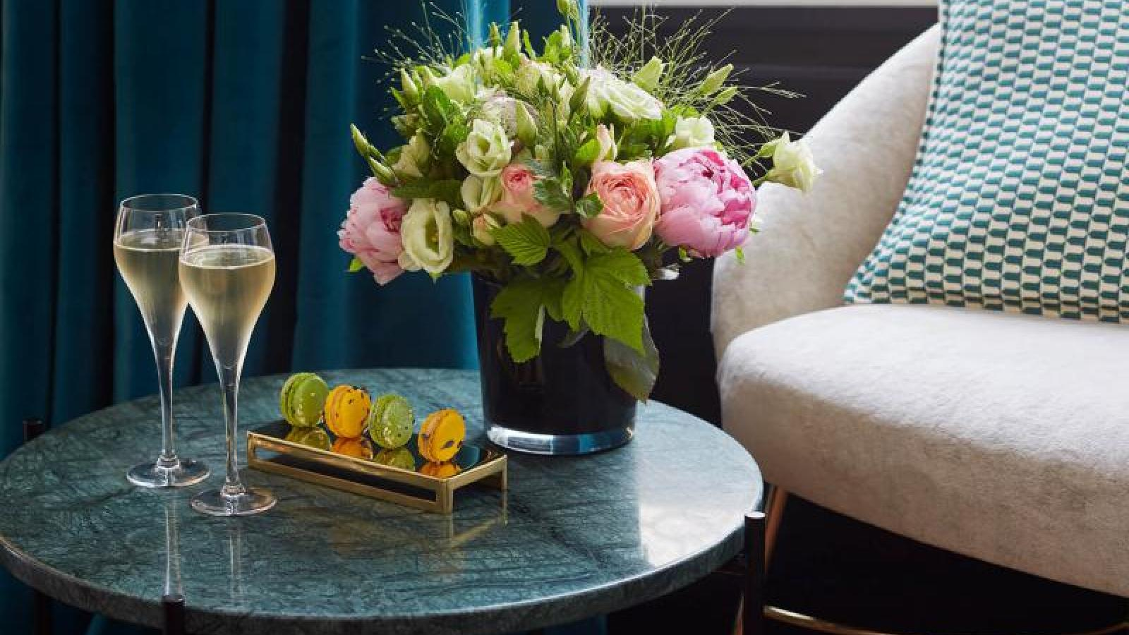 A week of love at Roch Hotel & Spa