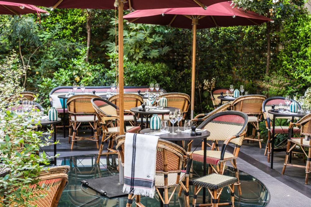 Le Roch Hotel & Spa Paris - Terrace - Gallery