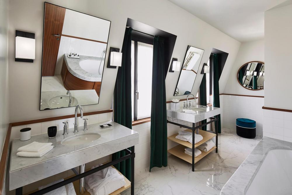Le Roch Hotel & Spa Paris - Gallery - Suite Saint-Roch