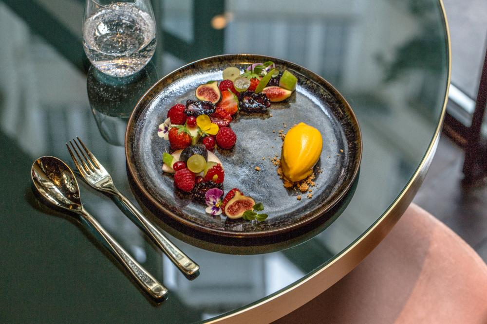 Le Roch Hotel & Spa Paris - Gallery - Restaurant - Dessert 2